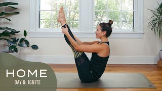 Home-Day 6-Ignite | 30 Days of Yoga With Adriene