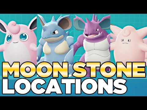How To Get Extra Moon Stones In Pokemon Let's Go Pikachu & Eevee Mp3