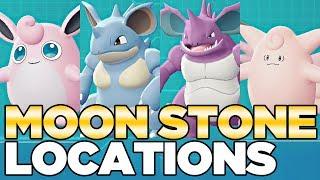 Wigglytuff  - (Pokémon) - How to Get Extra Moon Stones in Pokemon Let's Go Pikachu & Eevee