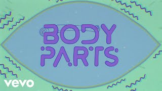 Ina Wroldsen   Body Parts (Lyric Video)