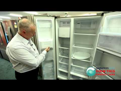 608L Smeg Side by Side Fridge SR620X reviewed by product expert - Appliances Online