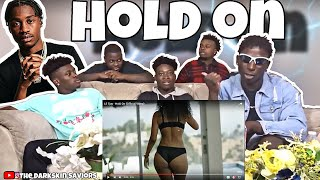 """Lil Tjay """"Hold On"""" (Official Video) *Reaction*"""
