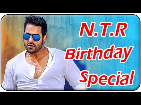 Young Tiger N.T.R Birthday Special || Shalimarcinema Wishing a Very Happy Birthday