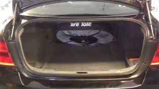 BMW E90 Run Flat Replacement Spare