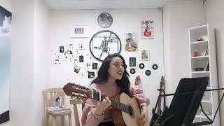 Simge ~ Aşkın Olayım (gitar Cover Ece Pekkıyıcı Cansu)
