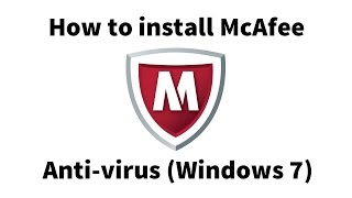 mcafee antivirus installation windows 7 - Thủ thuật máy tính - Chia