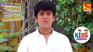 Tapu Quits Playing Cricket | Tapu Sena Special | Taarak Mehta Ka Ooltah Chashmah