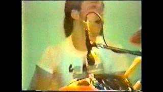 Angry Samoans - Right Side Of My Mind (Live From Innertube TV NYC 1980)