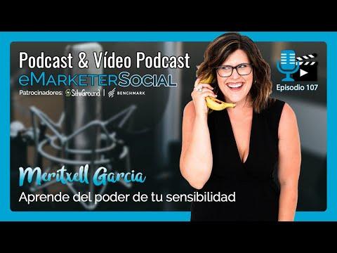Meritxell García Roig emprendedora, coach y escritora   Episodio 107 eMarketerSocial