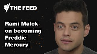 Rami Malek: Becoming Freddie Mercury