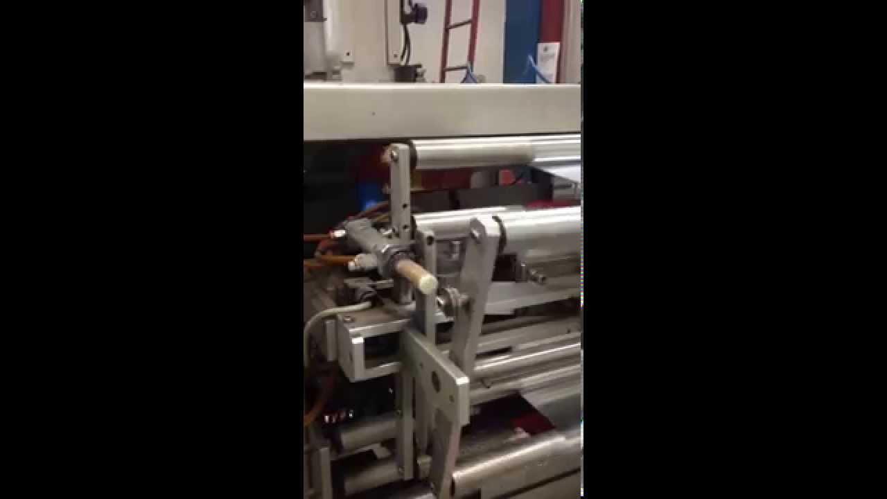 VIDEO VAN REVISERING<br><span>VERPAKKINGSMACHINES</span>