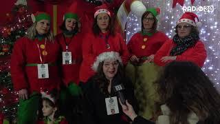 In centinaia alla casa di Babbo Natale di 'Sei di Bitonto se'