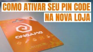 Cartão Pré-pago Ongame R$25 Reais 10.000 Cash