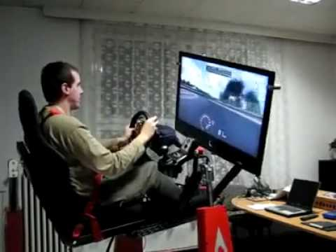 4Star Formula 1 Simulator Looks Awesome, Lacks Info
