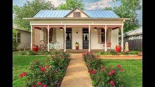 Bed and Breakfast Fredericksburg Texas Durst Haus Guest House
