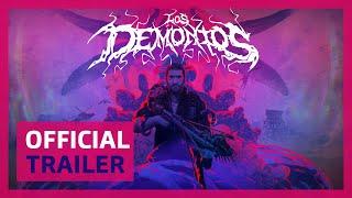 Trailer DLC Los Demonios - SUB ITA