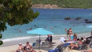 preview picture of video 'St. Thomas, U.S. Virgin Islands, Beaches - Coki Beach, St. Thomas This Week Magazine'