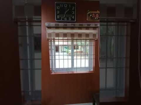 Living Room Window Zebra Blinds