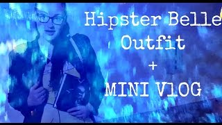 {Hipster Belle} Halloween Outfit + Mini Vlog | California Academy Of Science