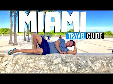 Miami Vacation Travel Guide: All You Need To Know (2018 Attractions)