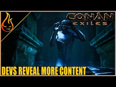 Conan Exiles Anniversary Dev Live Stream Highlights