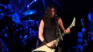 Evile - Cult, Live In Holmfirth, 2nd October 2011.mpg
