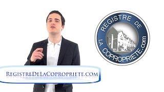 RegistreDeLaCopropriete.com