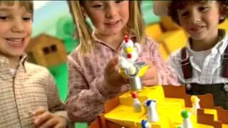 Ravensbuger TM Toys gra 3D KIKI RICKY Reklama PL www.manfi.pl