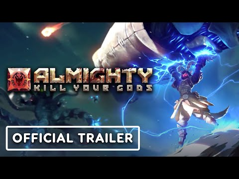 Trailer de Almighty: Kill Your Gods