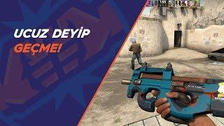 UCUZ DEYİP GEÇME!   CS: GO Oyuncularının Ucuz Silahlarla Harika Oyunları