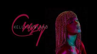 Kadr z teledysku CRAZY tekst piosenki Kelly Rowland