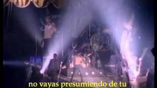Bauhaus Dark Entries  live subtitulado
