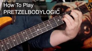 'PRETZELBODYLOGIC' Prince Guitar Lesson