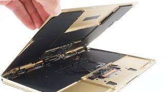 Cracking Open: Apple MacBook (12-inch, 2015)