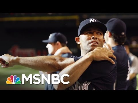 Mariano Rivera On Life After The New York Yankees | MSNBC