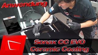 Das neue Sonax CC EVO - Keramikversiegelung Anwendung und erste Langzeitergebnisse