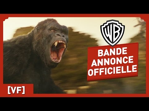 Kong : Skull Island - Bande Annonce Officielle 2 (VF) - Tom Hiddleston