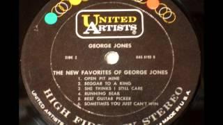 She Thinks I Still Care , George Jones , 1962 Vinyl