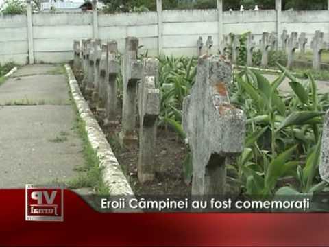 Eroii Câmpinei au fost comemoraţi