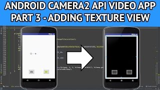 Android Custom Camera App using SurfaceView Tutorial Android