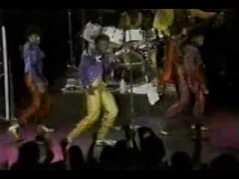 Midnight Star - Wet My Whistle (Live)