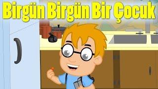 Çizgi Film Bebek Şarkıları   Birgün Birgün Bir Çocuk   Balon TV
