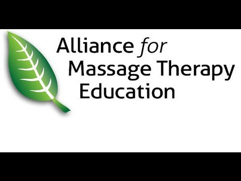 (English) Iris Burman at the 2011 Alliance for Massage Therapy Education Conference
