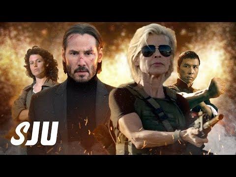 John Wick, Terminator, & The Future of Action Movies | SJU