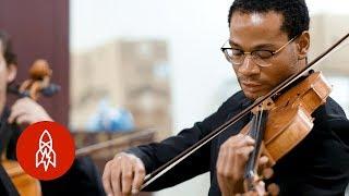 Bringing Symphonies to Skid Row