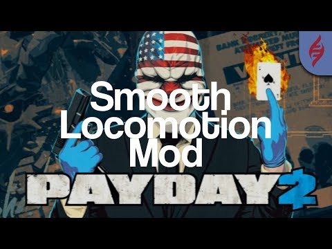 Payday 2 VR - Smooth Locomotion mod released :: PAYDAY 2 VR