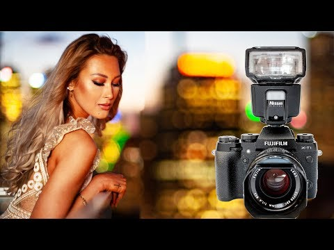 ON Camera Flash Portraiture Tutorial