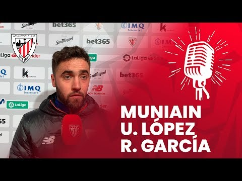 🎙 Iker Muniain, Unai López y Raúl García I post Athletic Club 1–1 RC Celta I J20 LaLiga 2019 20