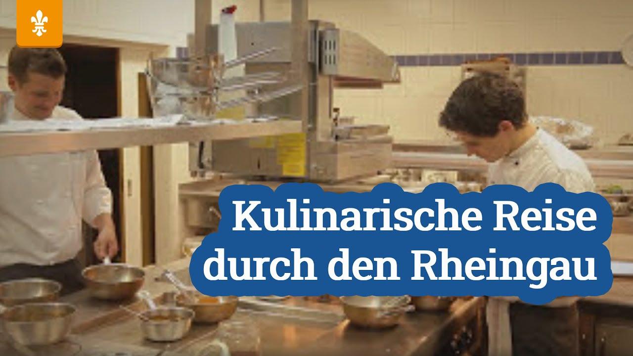 Kulinarische Reise durch den Rheingau, Quelle: Youtube