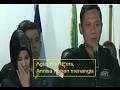 Download Video Annisa Pohan Terlihat Menangis Saat Agus Konferensi Pers